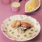 دجاج بالليمون الحامض وجوز الهند