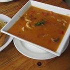 حساء السمك على الطريقة المكسيكية