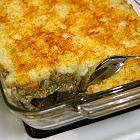 أطباق رمضانية: خضار بالدجاج والجبن بالفرن