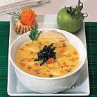 حساء الدجاج بالكاري