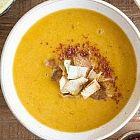 حساء العدس الأصفر