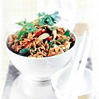 الأرز بالبهارات مع الدجاج