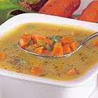 حساء الكرفس والجزر