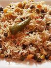 الأرز مع الخضار المشـوية