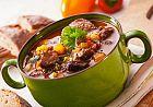 حساء الخضار بلحم البقر