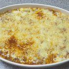 الباذنجان مع جبنة البارميزان parmesan