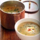 حساء العدس بالحرّ