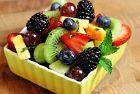 سلطة الفاكهة الملونة