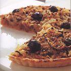 البيتزا بالأنشوا والبصل