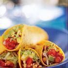 Enchiladas بالحمص