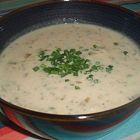 حساء البطاطا