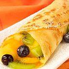 Pancake بالفاكهة