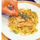 Noodles بالدجاج