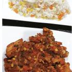 الدجاج المكسيكي مع الأرز